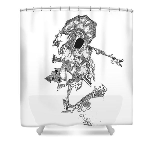 Oberon Shower Curtain