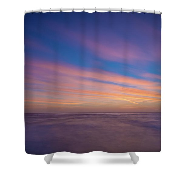 Ocean And Beyond Shower Curtain