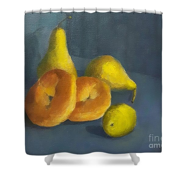 Odd One Out Shower Curtain