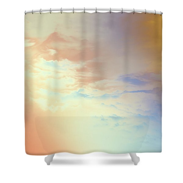 Of Heaven Shower Curtain