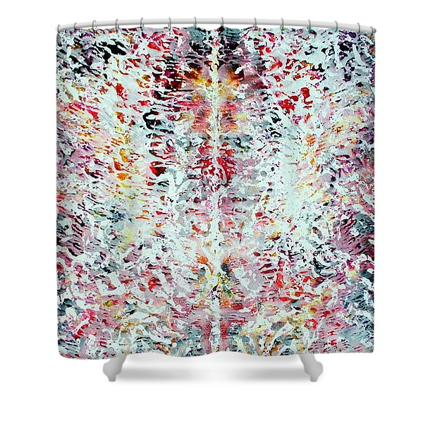10-offspring While I Was On The Path To Perfection 10 Shower Curtain