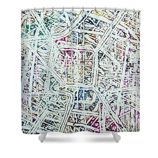 16-offspring While I Was On The Path To Perfection 16 Shower Curtain