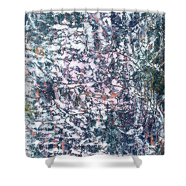 18-offspring While I Was On The Path To Perfection 18 Shower Curtain