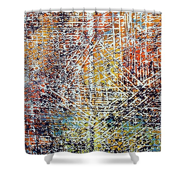 19-offspring While I Was On The Path To Perfection 19 Shower Curtain