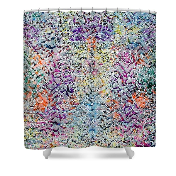 22-offspring While I Was On The Path To Perfection 22 Shower Curtain