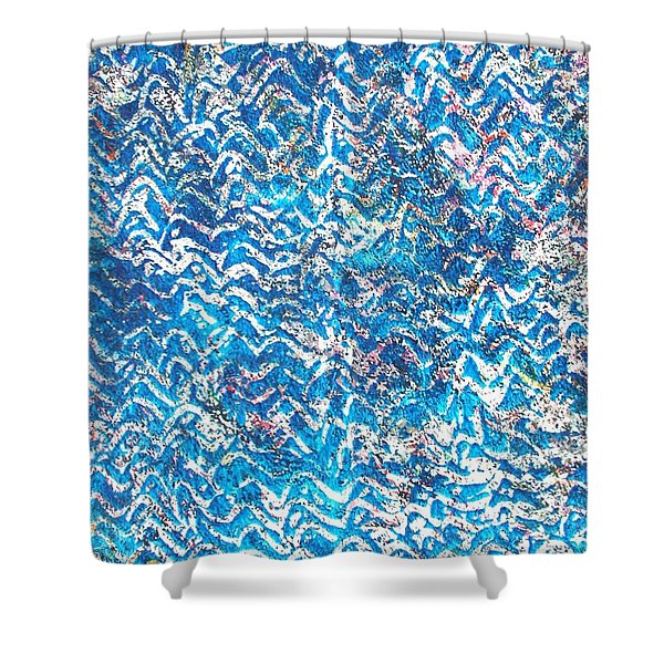 23-offspring While I Was On The Path To Perfection 23 Shower Curtain