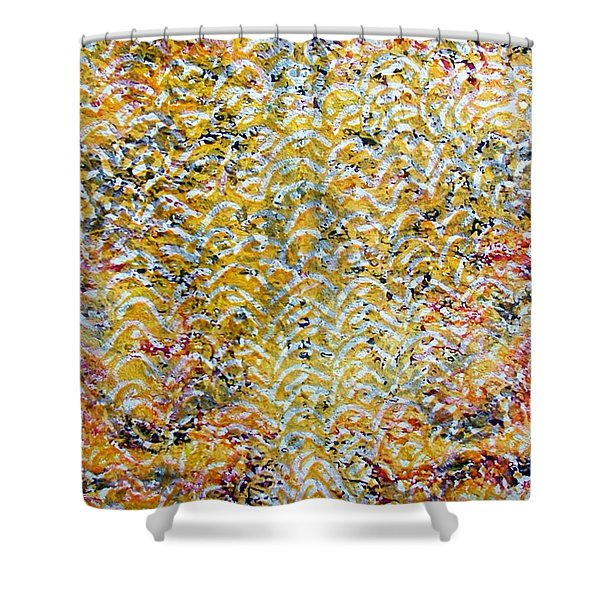 26-offspring While I Was On The Path To Perfection 26 Shower Curtain