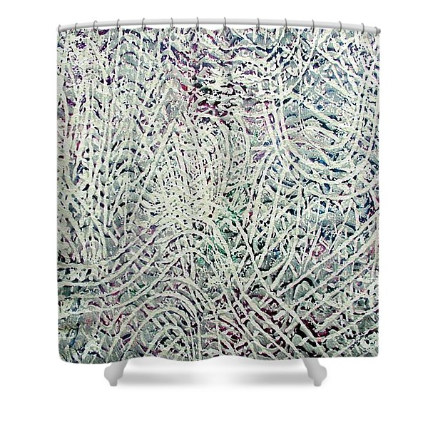 28-offspring While I Was On The Path To Perfection 28 Shower Curtain