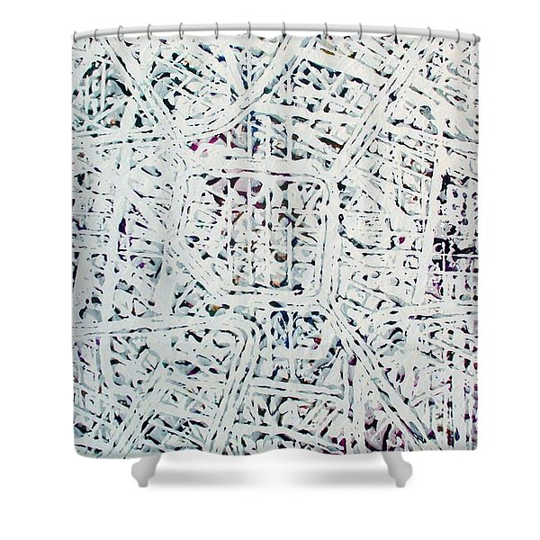 29-offspring While I Was On The Path To Perfection 29 Shower Curtain