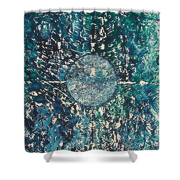 30-offspring While I Was On The Path To Perfection 30 Shower Curtain