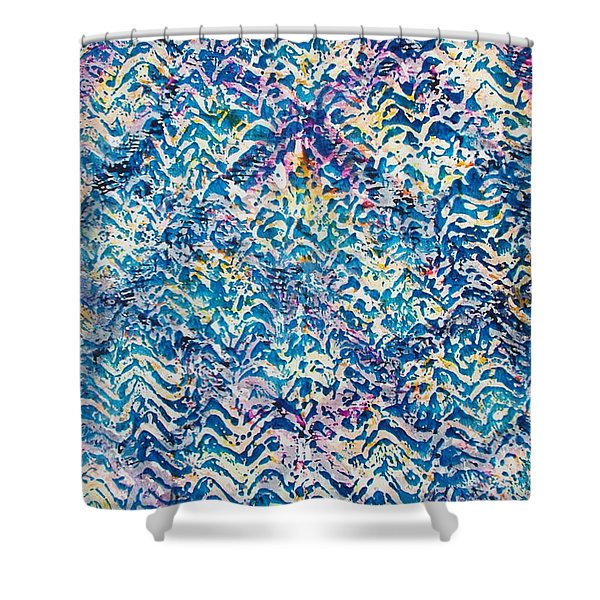 32-offspring While I Was On The Path To Perfection 32 Shower Curtain