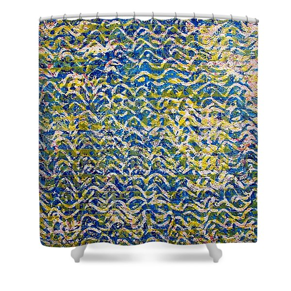 33-offspring While I Was On The Path To Perfection 33 Shower Curtain