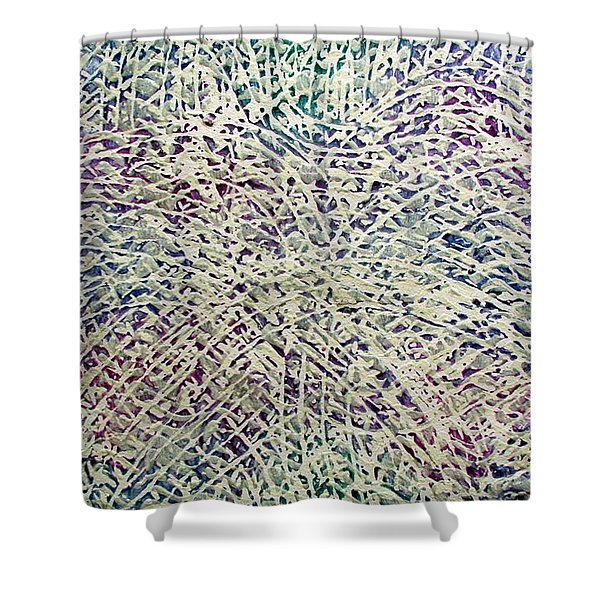 34-offspring While I Was On The Path To Perfection 34 Shower Curtain