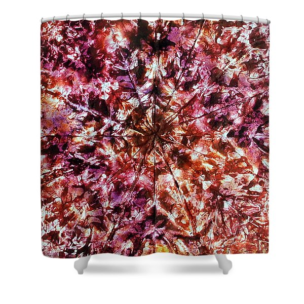 38-offspring While I Was On The Path To Perfection 38 Shower Curtain