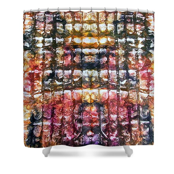 39-offspring While I Was On The Path To Perfection 39 Shower Curtain