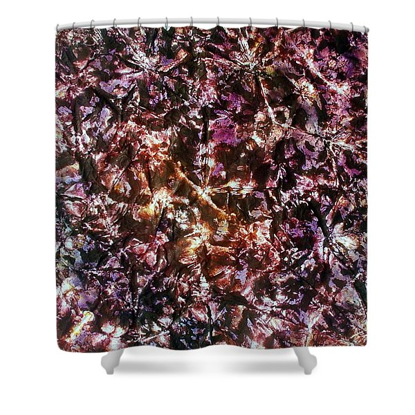 42-offspring While I Was On The Path To Perfection 42 Shower Curtain