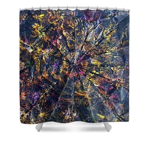 44-offspring While I Was On The Path To Perfection 44 Shower Curtain