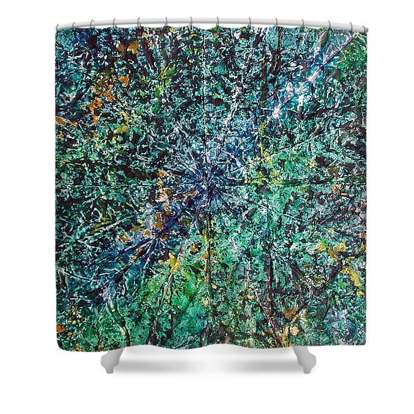 47-offspring While I Was On The Path To Perfection 47 Shower Curtain