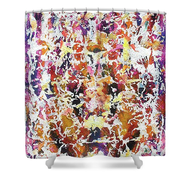 6-offspring While I Was On The Path To Perfection 6 Shower Curtain