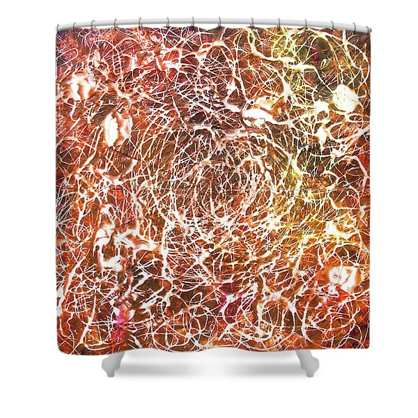 7-offspring While I Was On The Path To Perfection 7 Shower Curtain