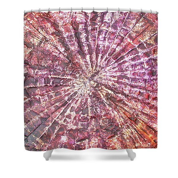 8-offspring While I Was On The Path To Perfection 8 Shower Curtain