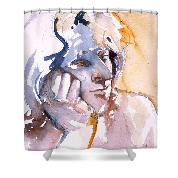 Ogden 2 Shower Curtain
