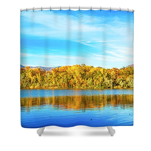 Shower Curtain featuring the photograph Ogden Canvas Print,photographic Print,framed Print,greeting Card,iphone Case,samsung Galaxy Case by David Millenheft
