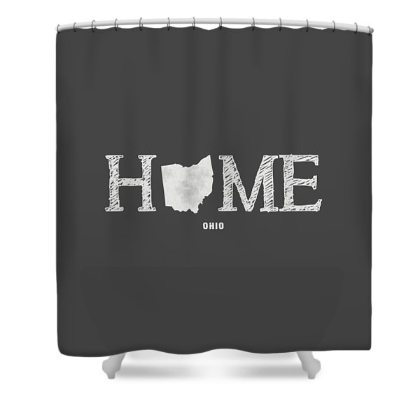 Oh Home Shower Curtain