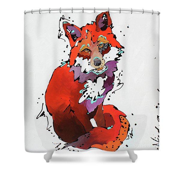 Oh Really? Shower Curtain