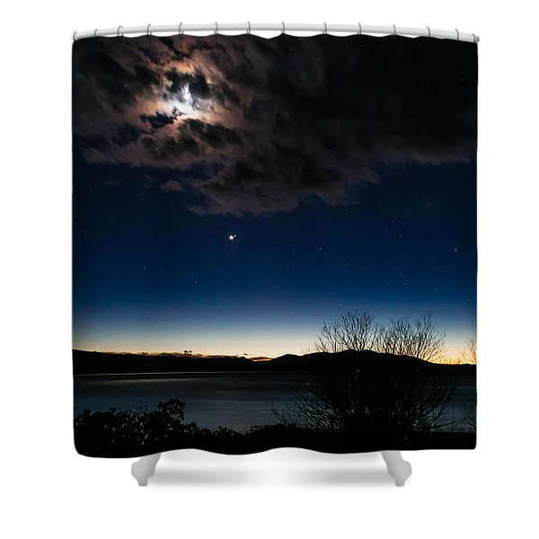 Oh What A Night Shower Curtain