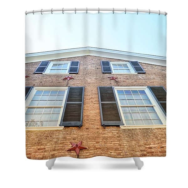 Old Hentucky Home  Shower Curtain