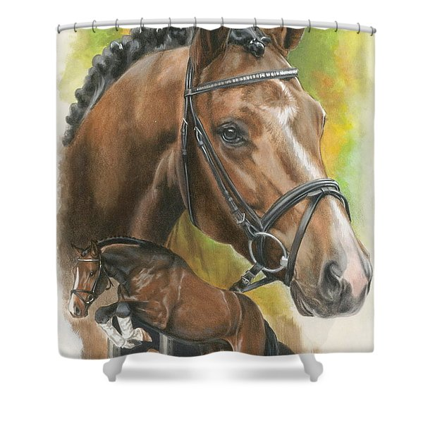 Oldenberg Shower Curtain