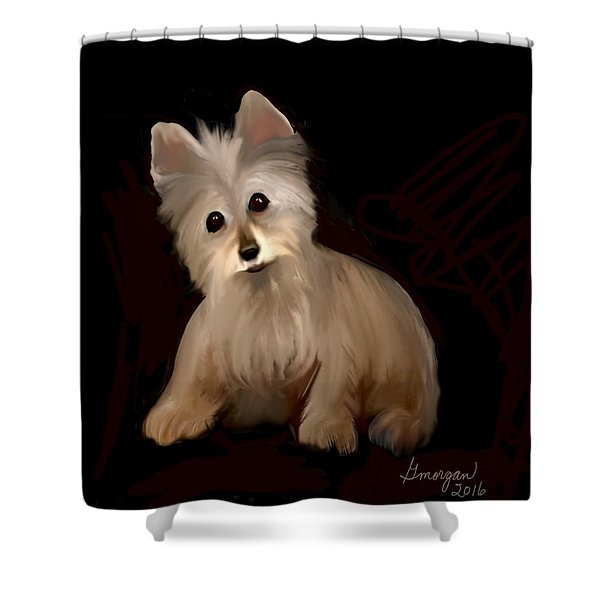 Ollie Shower Curtain