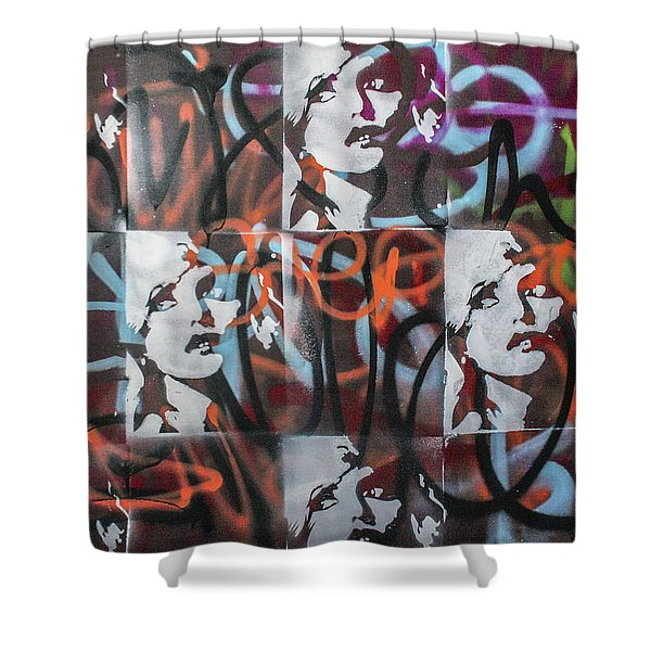 Once I Had A Love Shower Curtain