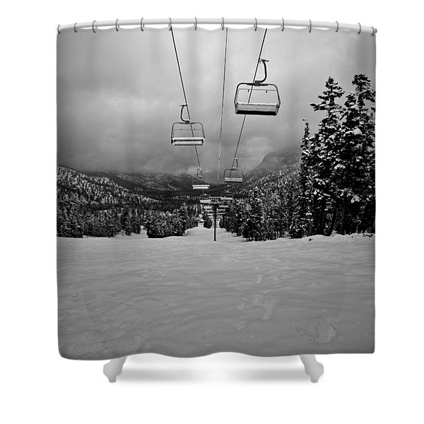 Once Shower Curtain