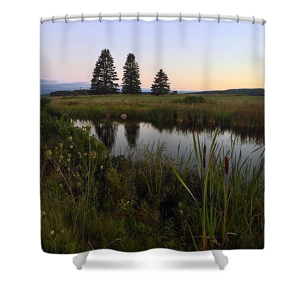 Once Upon A Time... Shower Curtain