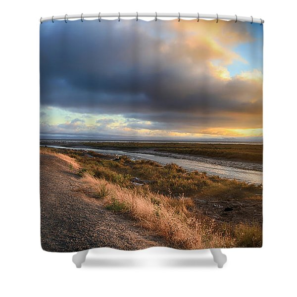 One Certain Moment Shower Curtain
