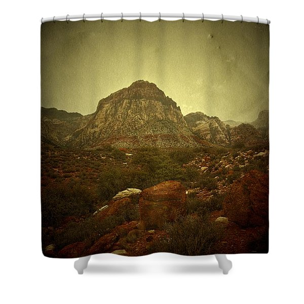 One Day Shower Curtain