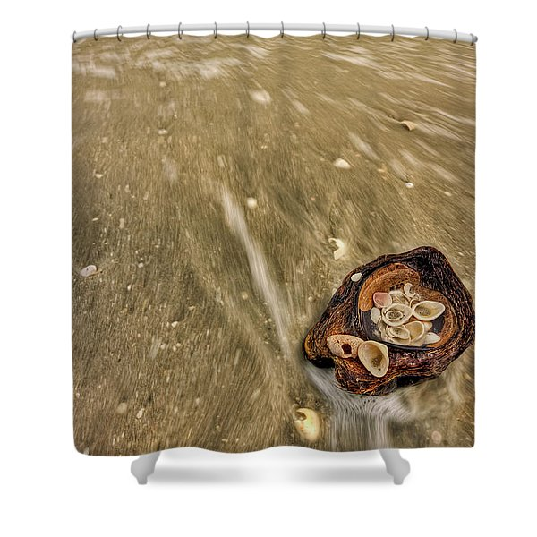 One Flew Over The Coockoo's Nest Shower Curtain
