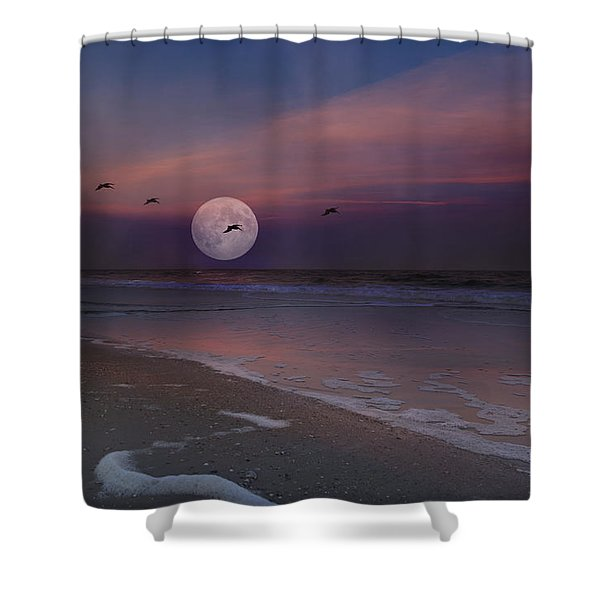One In A Million  Shower Curtain