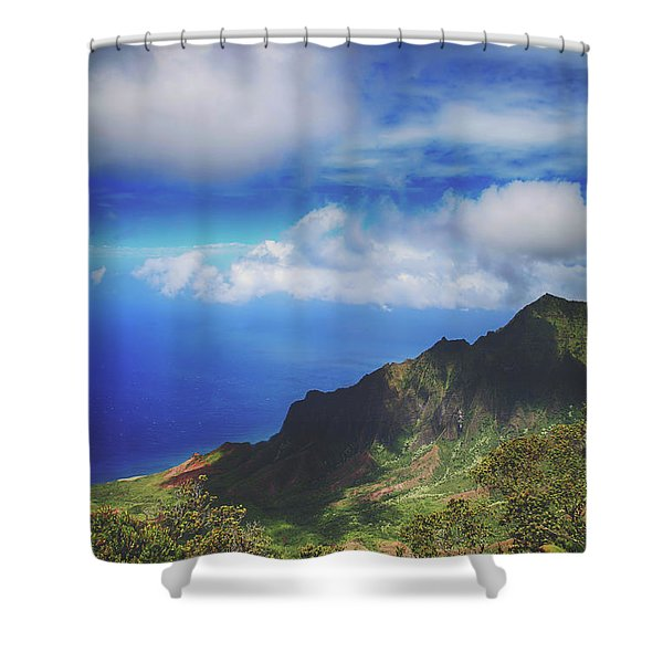One Life Shower Curtain