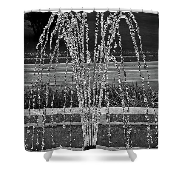 One Thousandth Of A Second Shower Curtain