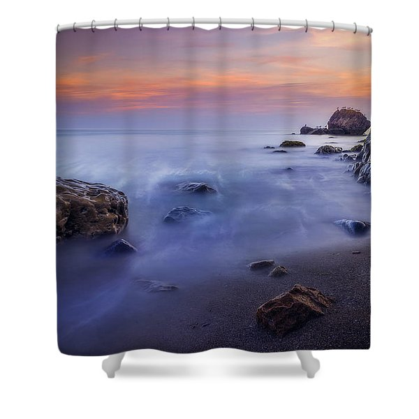 Only In Heaven Shower Curtain