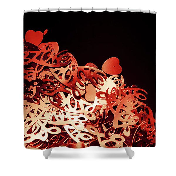Only Love Shower Curtain