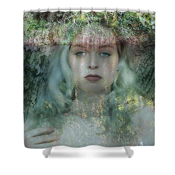 Ophelia, All For Love Shower Curtain