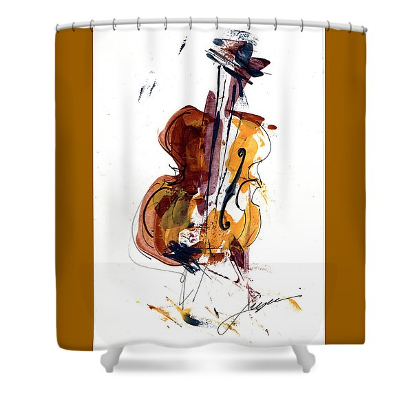 Opus Shower Curtain
