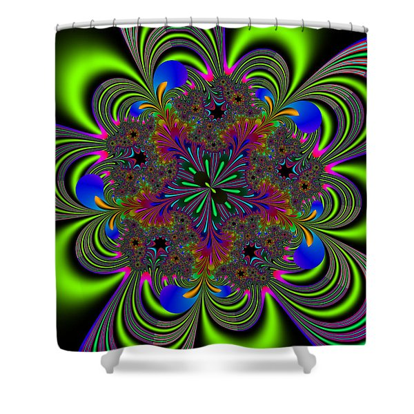 Orditively Shower Curtain