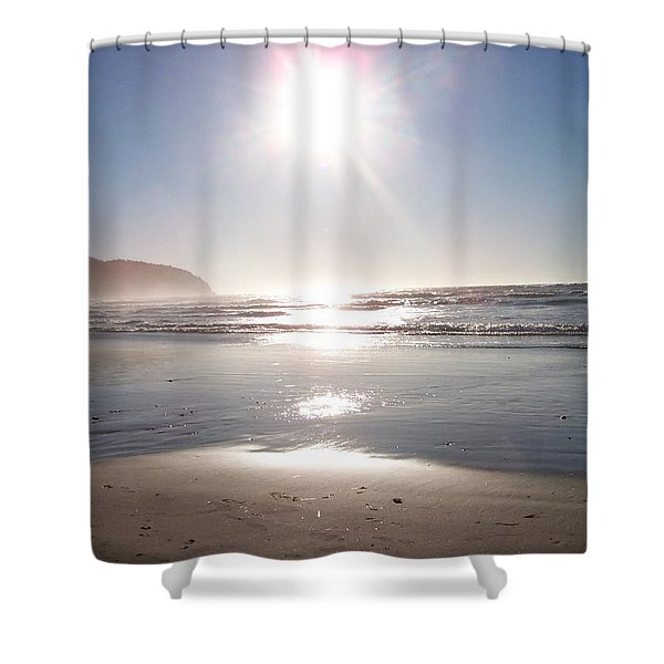 Oregon Coast 13 Shower Curtain