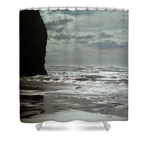 Oregon Coast 5 Shower Curtain