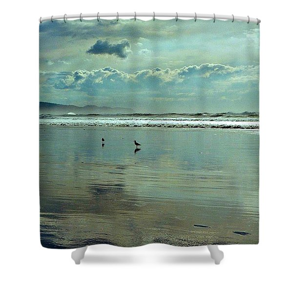 Oregon Coast 6 Shower Curtain